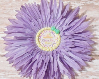 Cinco de Mayo Bottlecap Flower Clip