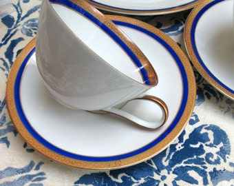 Bavarian Tea Set, 18 pc, Heinrich & Company