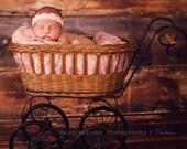 CONVO Me ABOUT SALE: Beautiful Newborn Light Pink Halo for Newborn Photo Shoot, Newborn Headband, Newborn Photo Prop,  4 Colors