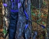 Hawkeye Bow and Arrows