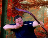 "Viking Norse ""Blood Tree"" Recurve Bow"