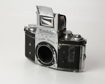 Exakta II - Ihagee Dresden Camera 35mm - Parts or Repair