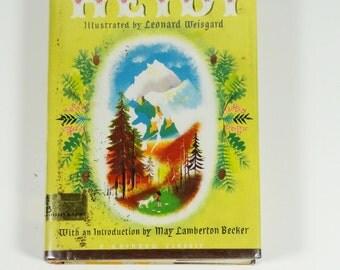 1946 Library Edition 'Heidi'