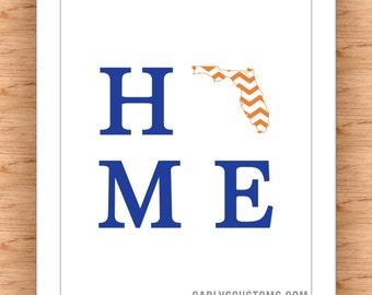 Home State Print