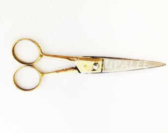 Handmade Heirloom Quality Scissors for Embroidery, Snipping & Craft