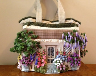 Cottage Craft Bag pattern