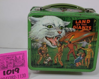 1960's Land of the Giants Lunchbox