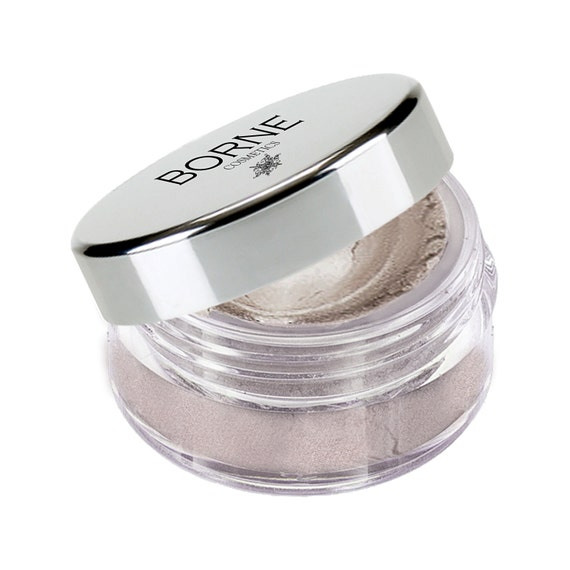 Borne Mineral Crushed Pearl Eyeshadow Collection - Full Size 5 Gram Jar - Infused with ARGAN Oil - ONLY 4.99