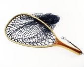 Fishing Net, Bentwood, Trout, Bass, Freshwater, Outdoors, Sportsman