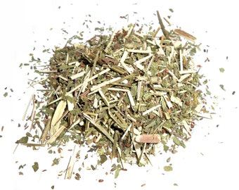 BLUE VERVAIN, Organic - Verbena Hastata - Numerous Traditional Uses