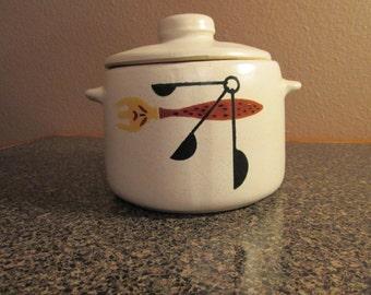 Vintage/Retro West Bend Bean Pot