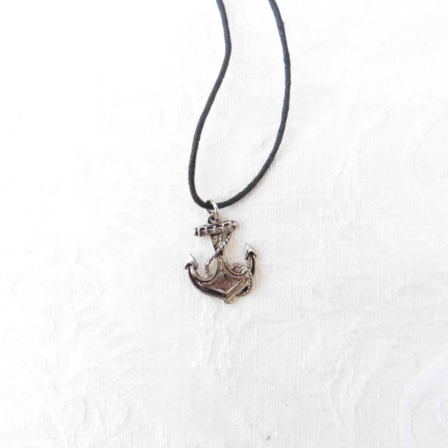 anchor necklace s jewelry s jewelry
