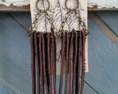 how to cut leather fringe