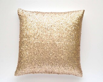 Gray Lumbar Pillow Cover Gunmetal Silver Sequin By
