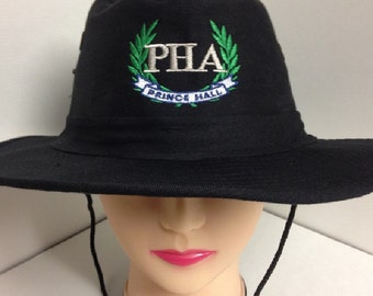 Prince Hall Boonie Hat