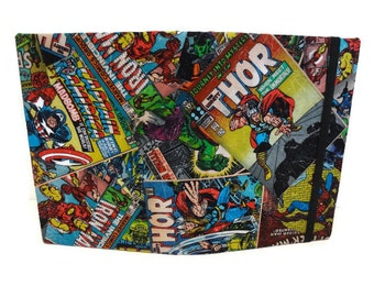 Durable Comic Super Hero Cover 7 to 8 inch Tablet Kindle Fire HD HDX keyboard Nook Simple Galaxy 8.0 Nexus Lg G Pad Acer Ipad Mini hard case