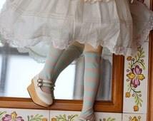 Platform shoe 2 for  sd/msd Girl (BJD), 5 colors