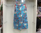 Tootsie  Pop child  apron