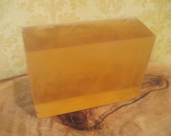 Honey Apple Soap Bar