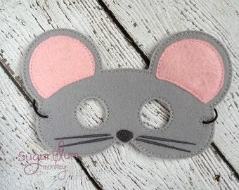 Mouse Mask, Woodland Mask