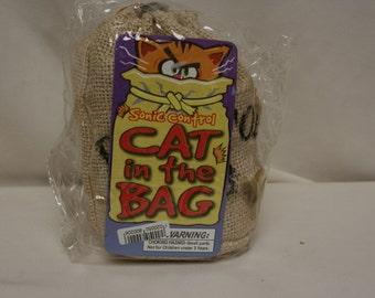 Vintage cat toys