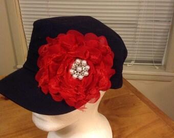 Shabby Chic Hat