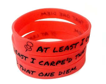 Paper Towns Silicone Bracelet