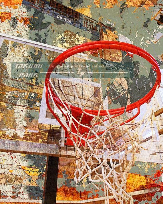 Basketball Painting Artist
