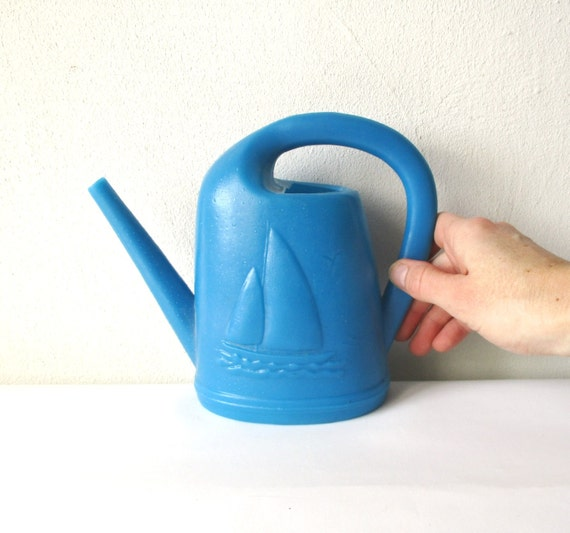 Small Watering Can Soviet Ussr Vintage Toy Authentic Estonian