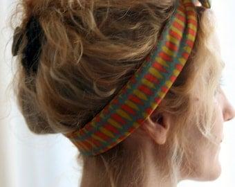 Headband retro-headband node reasons drops
