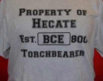 Hecate - Property of -  T-Shirt