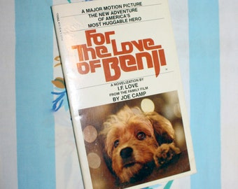 For The Love Of Benji, 1981 Book