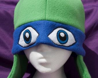 TMNT Leonardo Fleece Hat