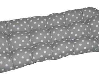 Indoor bench cushion   Etsy