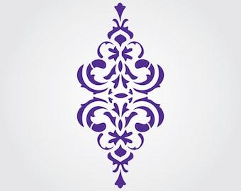 Simply Victorian Craft Stencil