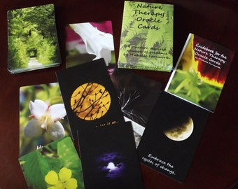 Nature Therapy Oracle Cards