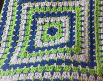 Seahawk Lap Blanket