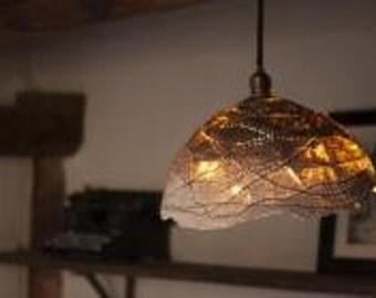 Chandelier - piece of light pierced