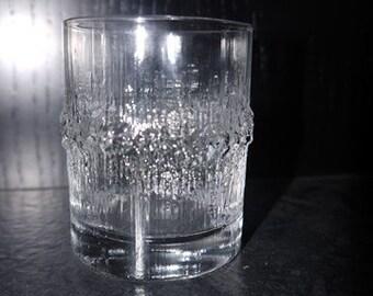Iittala - NIVA - Tapio Wirkkala - Whiskey Glass - RETRO -