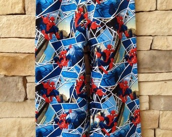 Boys Spiderman Lounge Pajama Pants, Spidey, Web, Birthday Party Gift, Outfit, Bottoms, Sizes 12mo, 18mo, 2t, 3t, 4t, 5t, 6, 7, 8