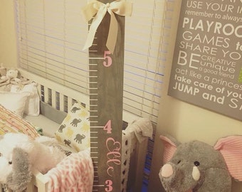Custom Ruler Growth Chart