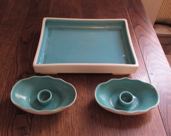Free Shipping - Vintage Catalina Console Set