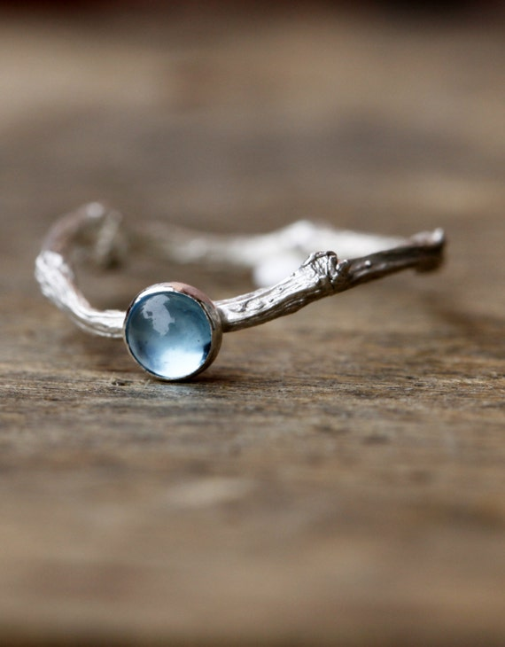 December Birthstone Rings Real Sterling Silver
