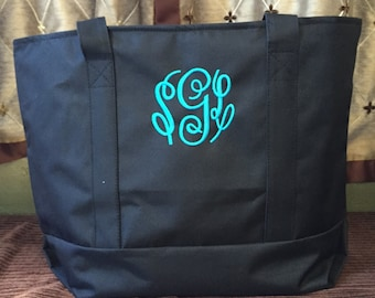 Tote Bag Extra Large with Zipper