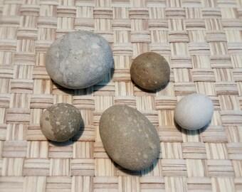 FULL MOON * Zen Garden Pebble Set