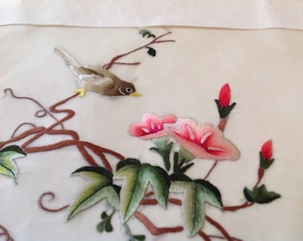 Hand Embroidered Picture