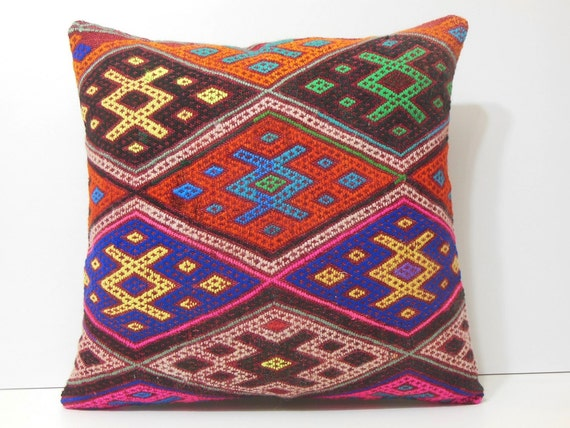Extra large cushion 24x24 sofa pillow cover by for Sofa cushion covers 24x24