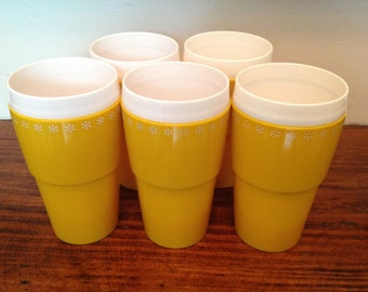 New Mar Yellow Cups