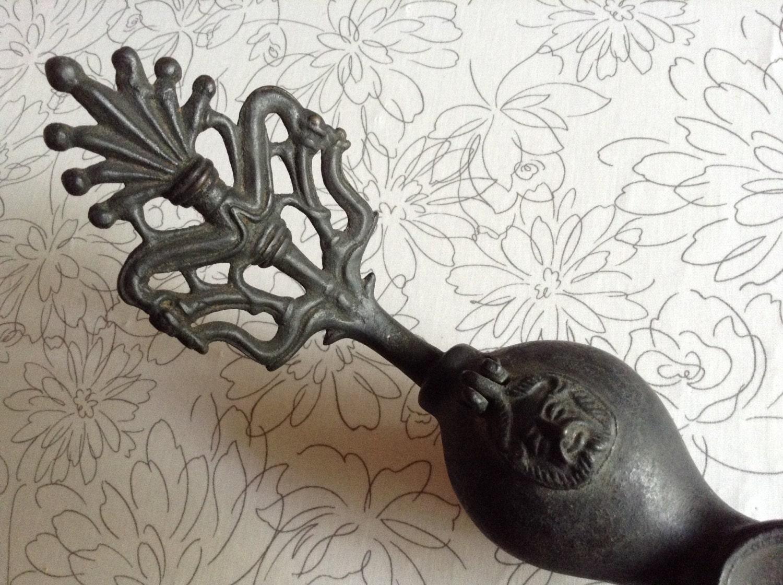 Antique oil lamp | Etsy