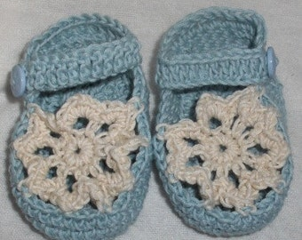 New handmade booties, crocheted booties, crocheted shoes, newborn, crochet, baby shoes